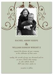 Wedding Anniversary Microsoft Word Wedding Invitation